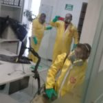 SANITIZA CANNON MINING INSTALACIONES EN ZACATECAS