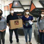 ENTREGA CANNON MINING DONACIÓN DE EQUIPO A HOSPITAL EN ZACATECAS